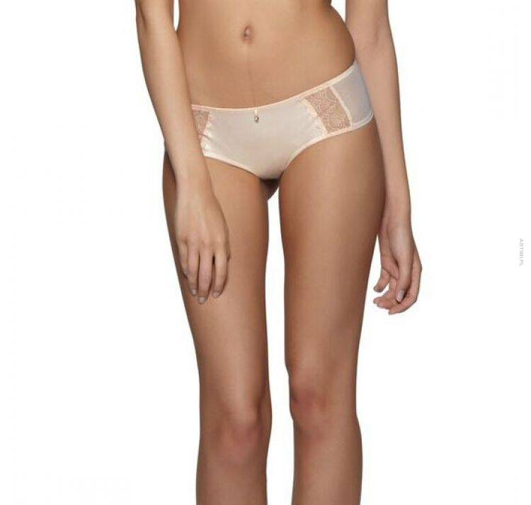 GOSSARD LUSCIOUS SHORT BLUSH GOLD